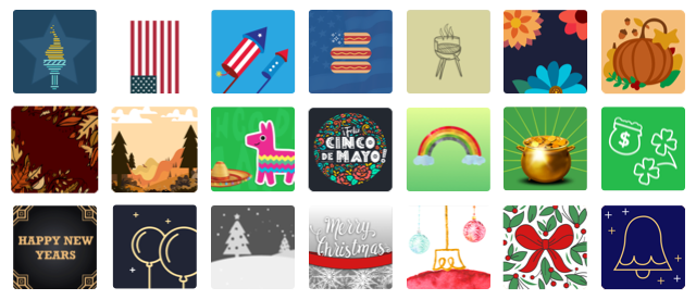 Photo Booth Theme Icons