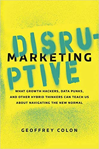 disruptive marketing book