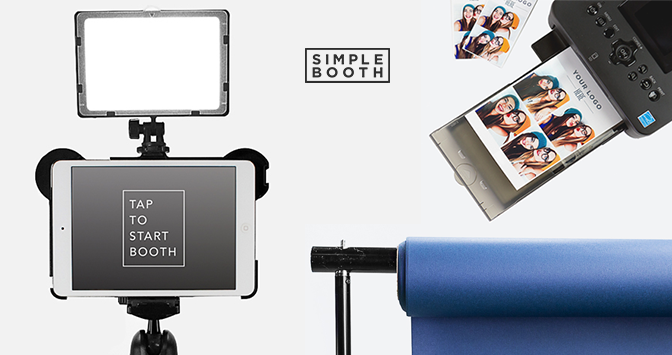 Diy Photo Booth Simple Booth