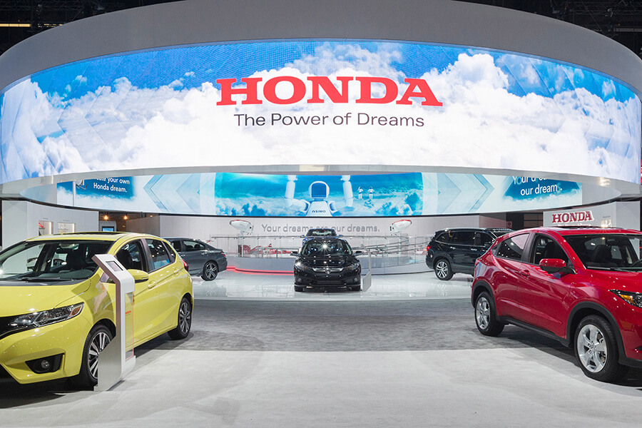experiential marketing Honda